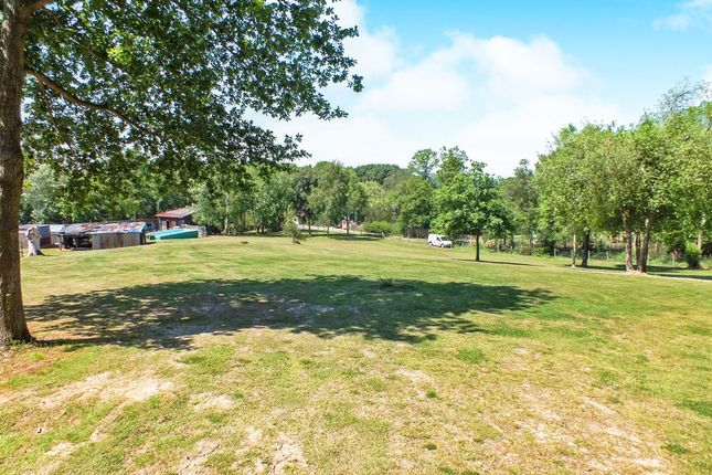 Thumbnail Land for sale in Winterbourne, Dunkirk, Faversham