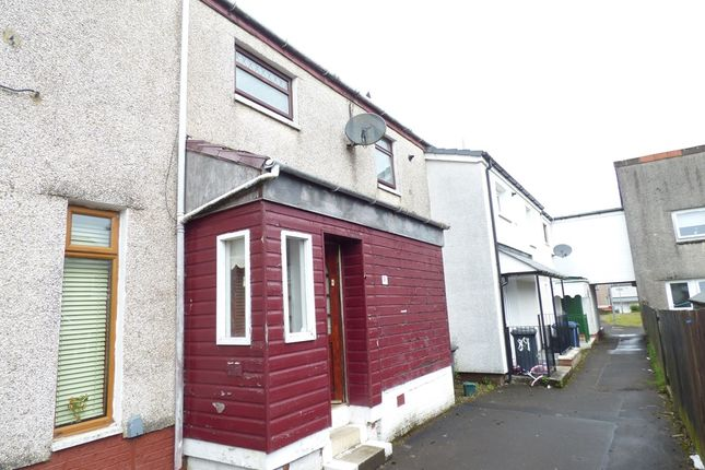 Thumbnail Terraced house for sale in Methil Road, Port Glasgow