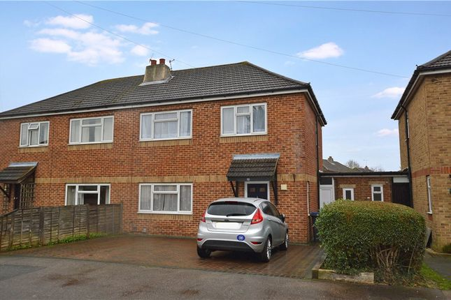 Thumbnail Semi-detached house to rent in Queens Crescent, Bishop's Stortford