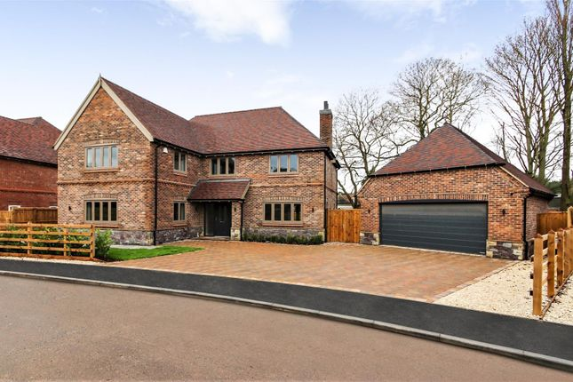 Thumbnail Detached house for sale in The Grove, Packington