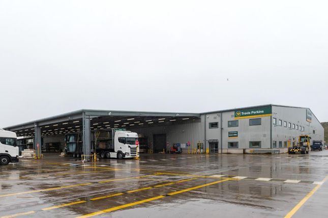 Industrial to let in Travis Perkins, Cold Stores Road, Port Of Cardiff