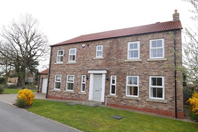 Thumbnail Detached house to rent in The Bonneycroft, Strensall, York