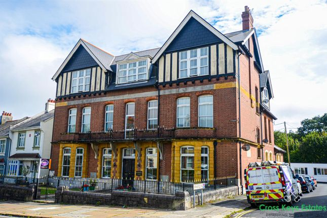 Thumbnail Flat for sale in Milehouse Road, Stoke, Plymouth