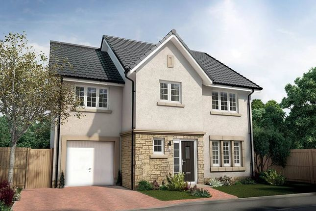 "Thumbnail Detached house for sale in ""The Bryce"" at Queens Drive, Cumbernauld, Glasgow"
