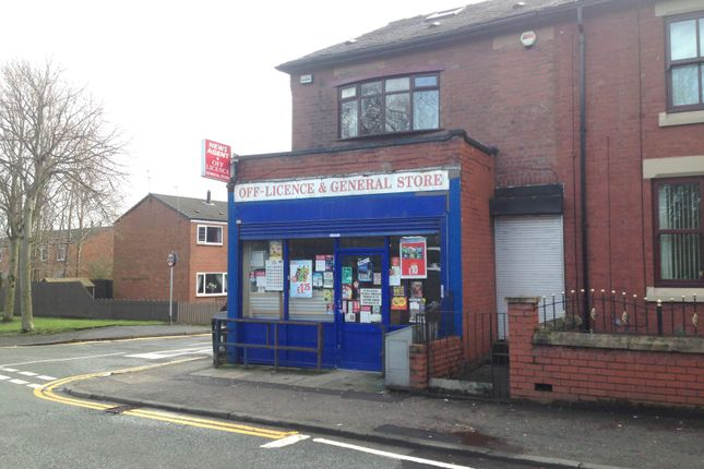 Thumbnail Retail premises for sale in Leigh WN7, UK