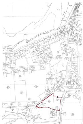 Thumbnail Land for sale in Gwastad Lane, Upper Borth, Ceredigion