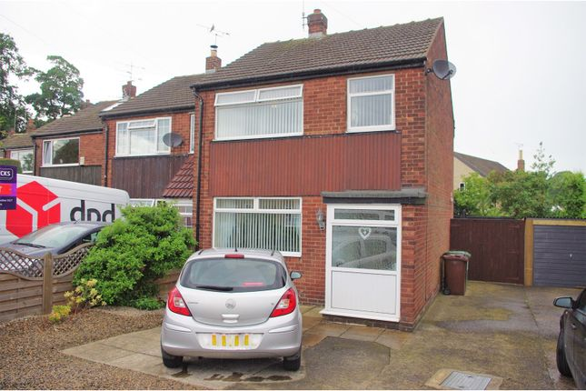 Thumbnail Semi-detached house to rent in Park Road, Boston Spa
