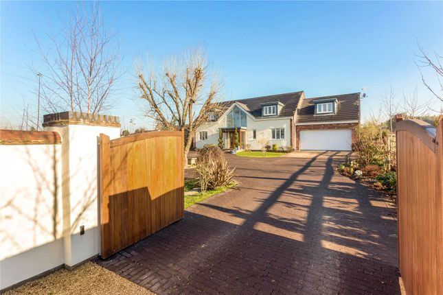 Thumbnail Detached house for sale in Shipston Road, Stratford-Upon-Avon, Warwickshire