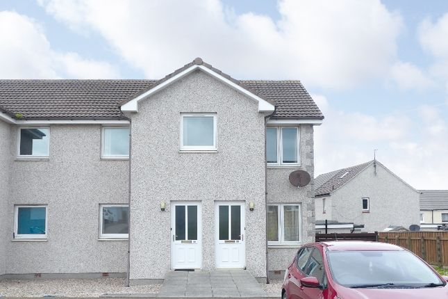 Thumbnail Flat for sale in Orkney View, Thurso