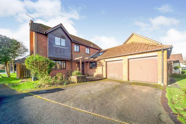 4 bed detached house for sale in Sydenham Way, Dorchester DT1