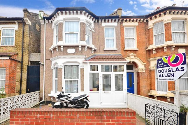 Thumbnail Semi-detached house for sale in Sebert Road, Forest Gate, London
