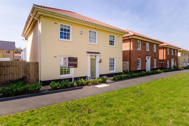 Thumbnail Detached house for sale in Avocet Rise, Sprowston, Norwich