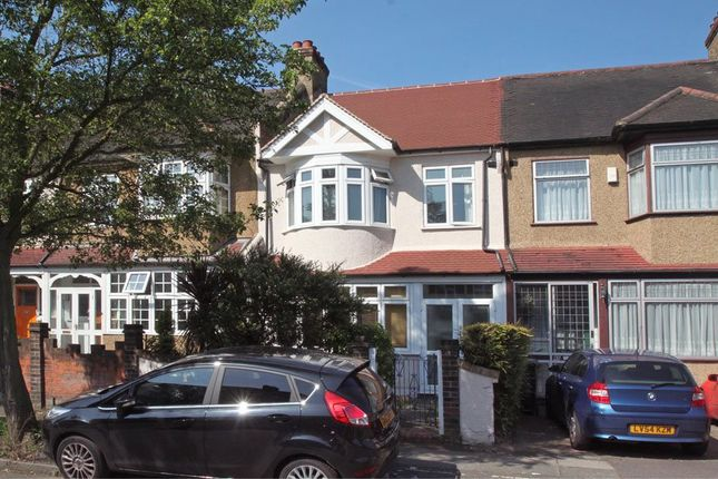 Thumbnail Terraced house to rent in The Woodlands, London