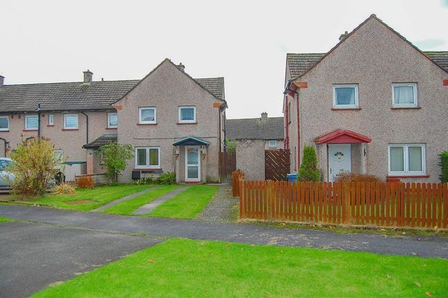 Thumbnail End terrace house to rent in Mains Avenue, Helensburgh
