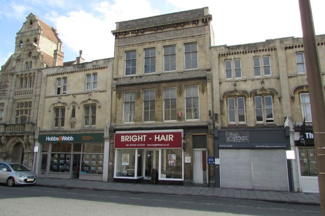 Thumbnail Commercial property for sale in 28 Waterloo Street, Weston-Super-Mare, Bath & North East Somerset