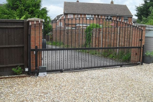Electric Gates of Green Way, Brockworth, Gloucester GL3