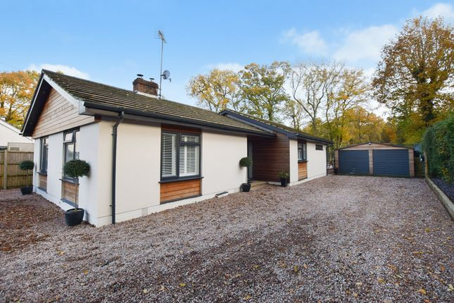Thumbnail Detached bungalow for sale in Hamstreet Road, Shadoxhurst, Ashford