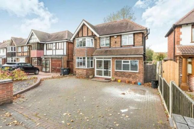 Thumbnail Detached house for sale in Gibson Road, Handsworth, West Midlands