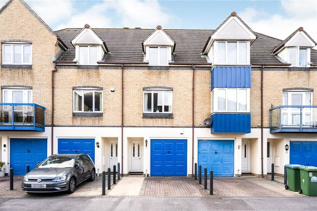 Thumbnail Town house for sale in Atlantic Close, Southampton, Hampshire