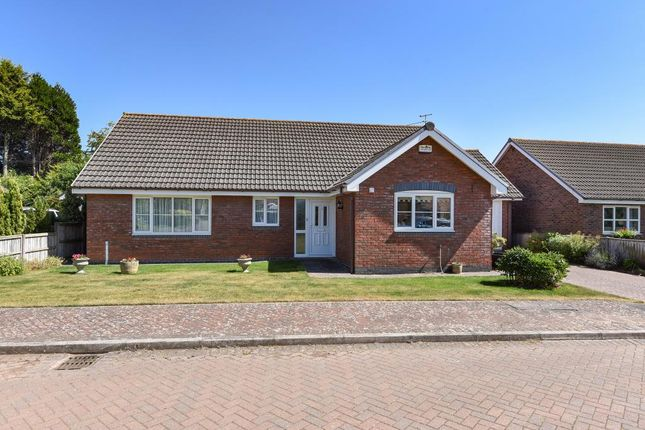 Thumbnail Detached bungalow for sale in Hay On Wye 8 Miles, Peterchurch