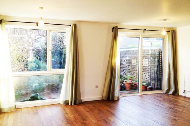 Thumbnail Terraced house to rent in Gibsons Hill, Streatham Common, London