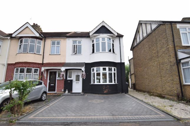 Thumbnail Semi-detached house for sale in Willow Road, Chadwell Heath, Romford, Essex