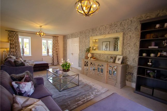 Thumbnail Detached house for sale in Ramsdell, Ashford Hill, Thatcham
