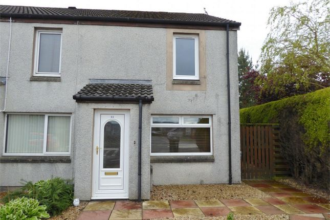 Thumbnail Semi-detached house for sale in 33 Springfield Road, Kinross, Kinross-Shire