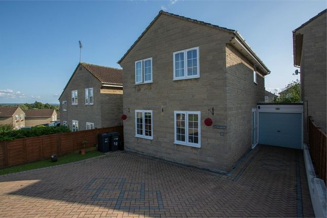 Thumbnail Detached house for sale in Cale Way, Wincanton, Somerset