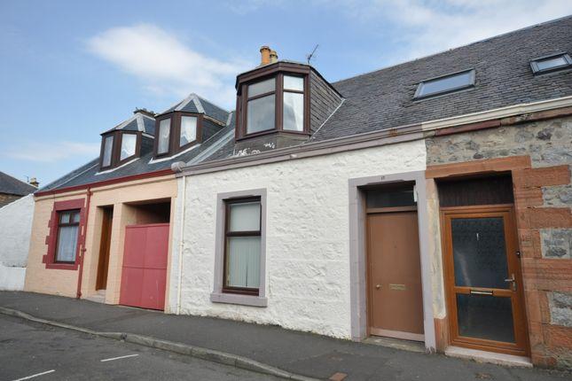 Thumbnail Terraced house for sale in 17 Wilson Street, Girvan