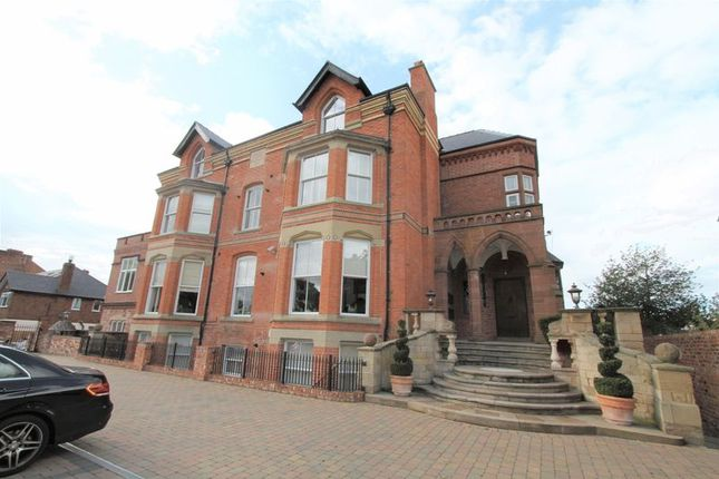 Thumbnail Flat to rent in Redland House, Hough Green, Chester