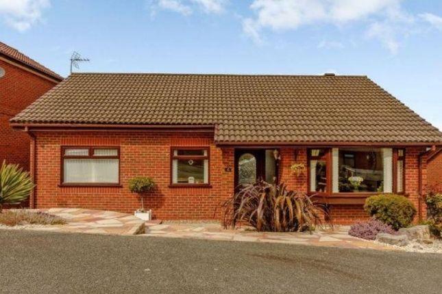 Thumbnail Detached bungalow for sale in Lon Llewelyn, Abergele