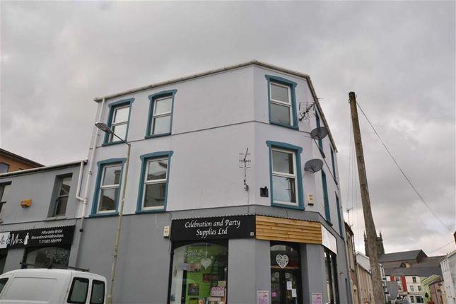 Thumbnail Flat to rent in Bute Street, Aberdare, Rhondda Cynon Taf