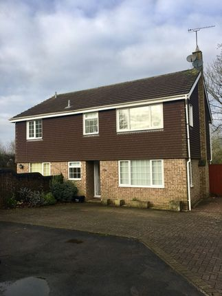 Thumbnail Detached house to rent in Sedgebrook, Liden, Swindon