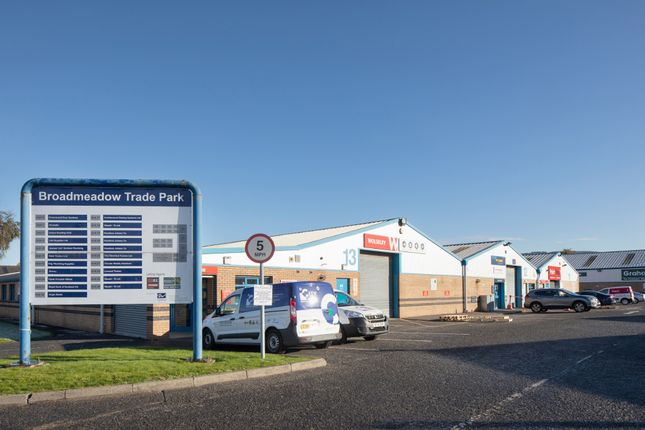 Thumbnail Industrial to let in Birch Road, Dumbarton