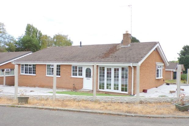 Thumbnail Bungalow to rent in Torwood, Off Upton Road, Prenton