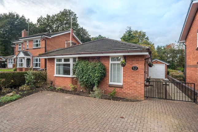 Thumbnail Detached bungalow to rent in Kestrel Close, Leeds, West Yorkshire