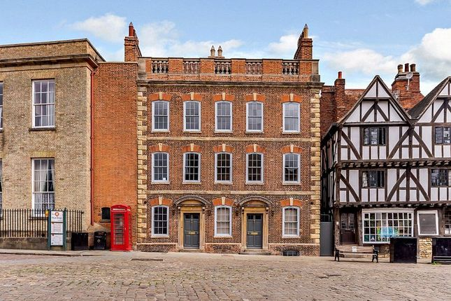 Thumbnail Terraced house for sale in Castle Hill, Lincoln