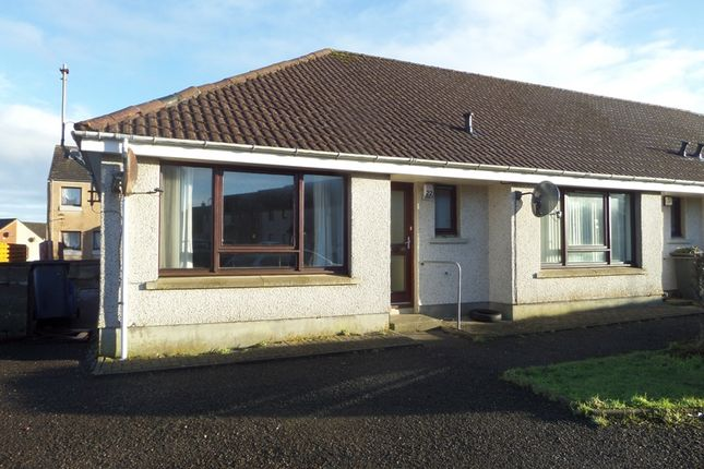 Thumbnail Semi-detached bungalow for sale in Henderson Street, Thurso