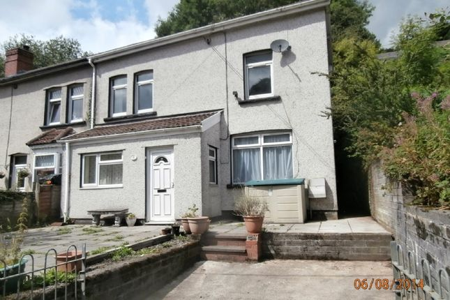 Thumbnail Terraced house to rent in Oxford Place, Llanhilleth, Abertillery