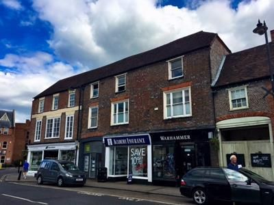 Thumbnail Commercial property for sale in 116 Bartholomew Street, Newbury