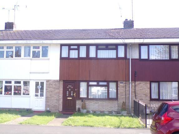Thumbnail Terraced house for sale in Woolmer Green, Laindon, Basildon