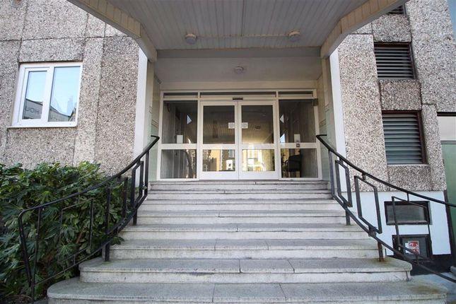 Recessed Entrance Porch