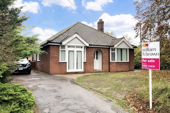 Thumbnail Detached bungalow for sale in Kingsway, Mildenhall, Bury St. Edmunds