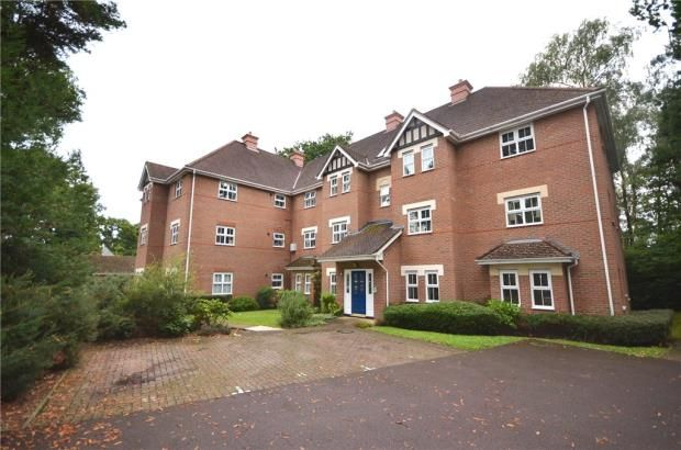 2 bed flat for sale in Marchwood House, Kintbury Close, Fleet