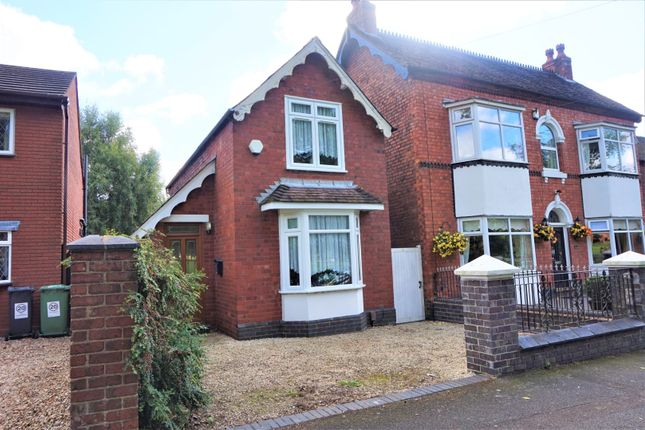 Thumbnail Detached house for sale in Victoria Road, Walsall