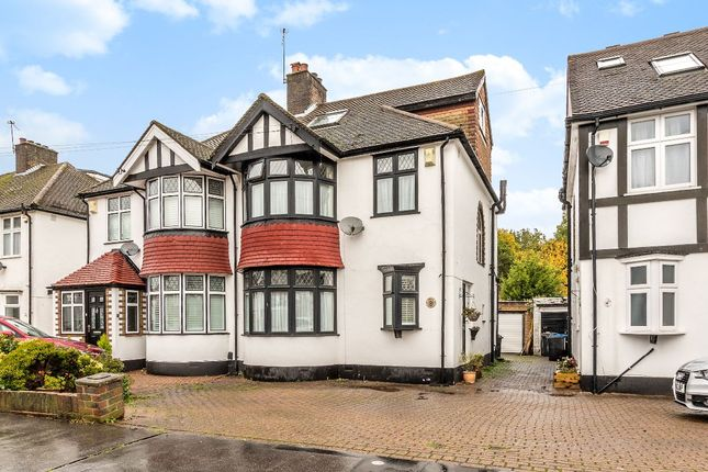 Semi-detached house for sale in Links View Road, Croydon
