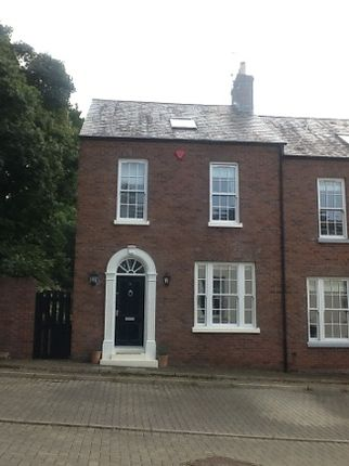 Thumbnail Town house to rent in Kilwarlin Avenue, Hillsborough