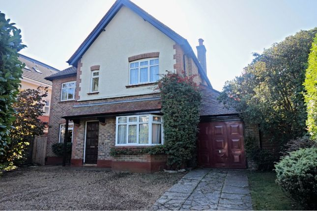 Thumbnail Detached house for sale in Penn Hill Avenue, Poole