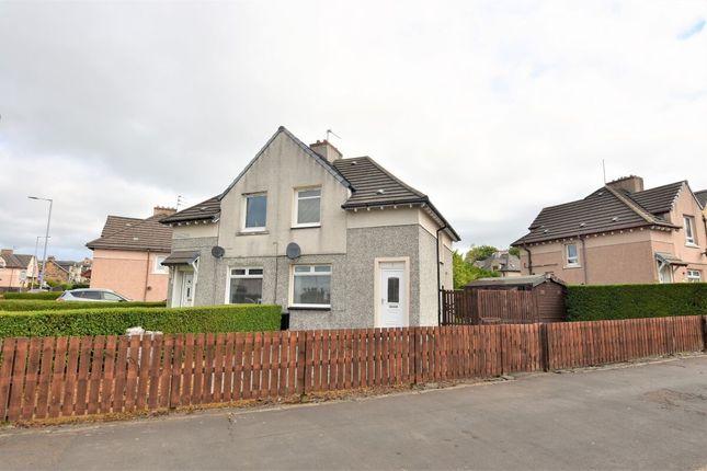Thumbnail Semi-detached house for sale in Douglas Drive, Bellshill